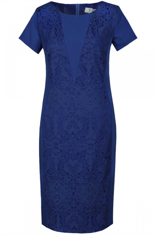 Společenské šaty  model 66733 Fokus Fashion
