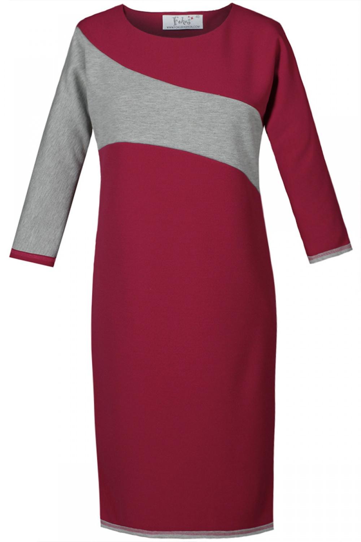 Denní šaty  model 66739 Fokus Fashion