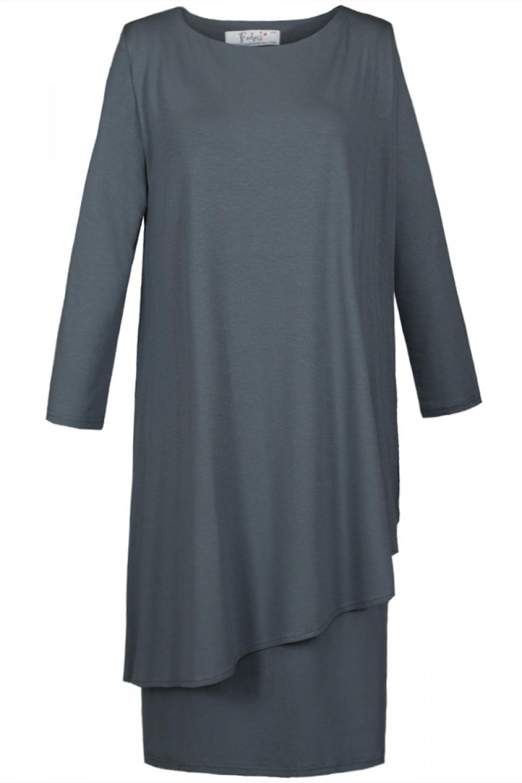 Sukienka koktajlowa model 66850 Fokus Fashion