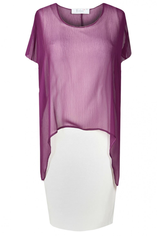 Sukienka koktajlowa model 66874 Fokus Fashion