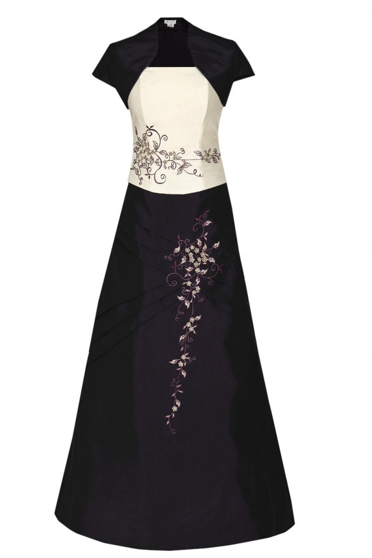 Večerní šaty  model 66919 Fokus Fashion