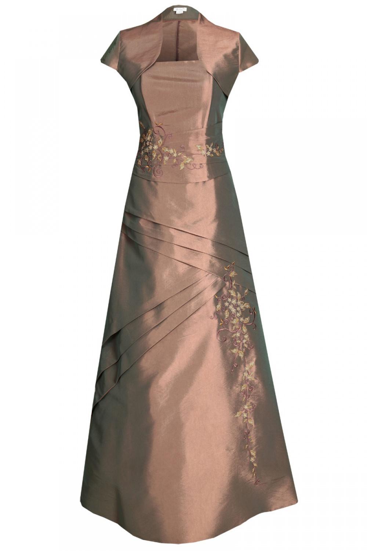 Večerní šaty  model 66977 Fokus Fashion