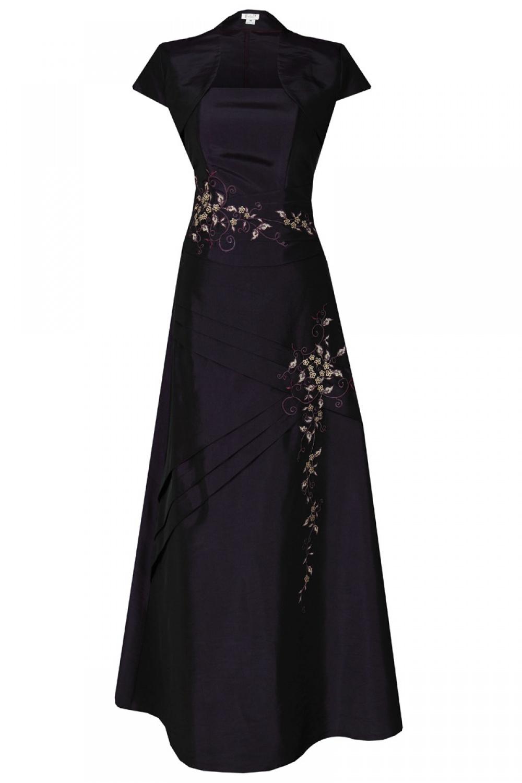 Večerní šaty  model 66988 Fokus Fashion