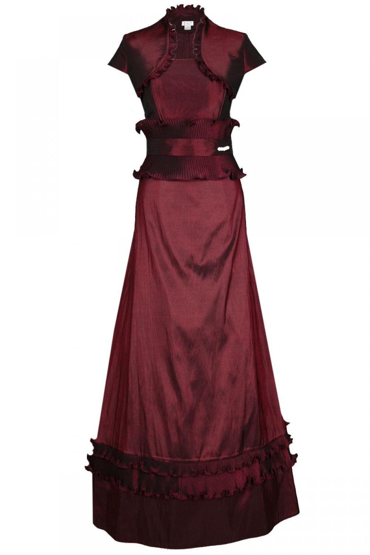 Večerní šaty  model 67690 Fokus Fashion