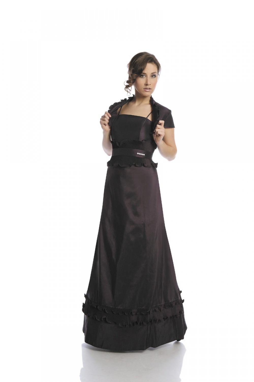 Večerní šaty  model 67693 Fokus Fashion