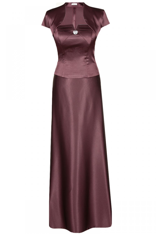 Večerní šaty  model 67735 Fokus Fashion