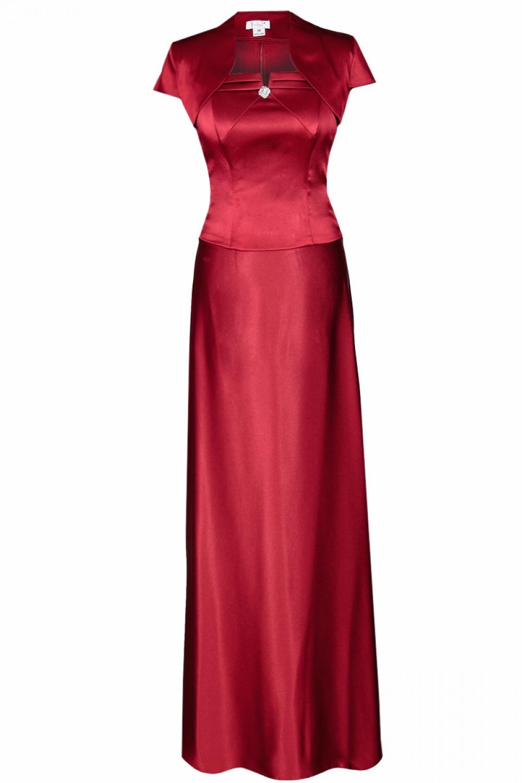 Večerní šaty  model 67761 Fokus Fashion