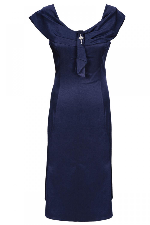 Společenské šaty  model 67861 Fokus Fashion