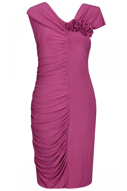 Sukienka koktajlowa model 67903 Fokus Fashion