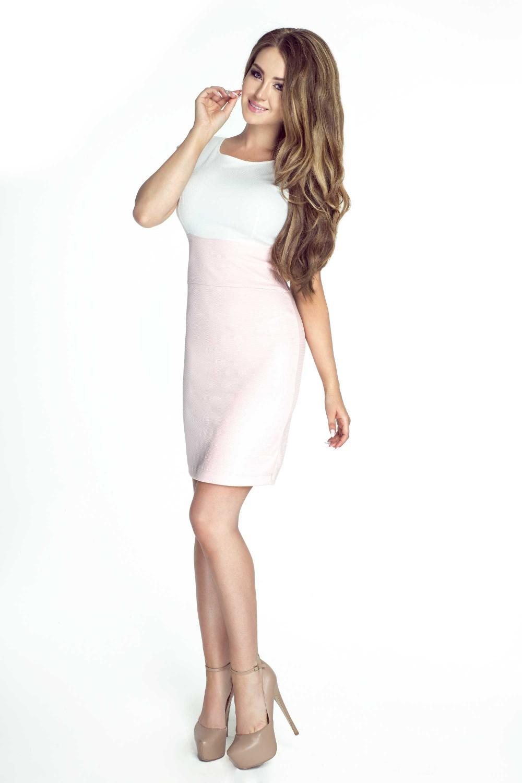 Denní šaty  model 68602 Lookat