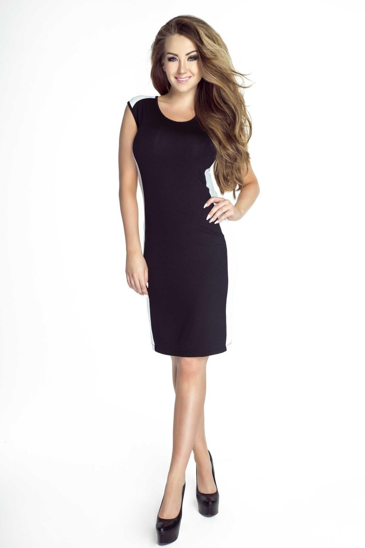 Denní šaty  model 68603 Lookat