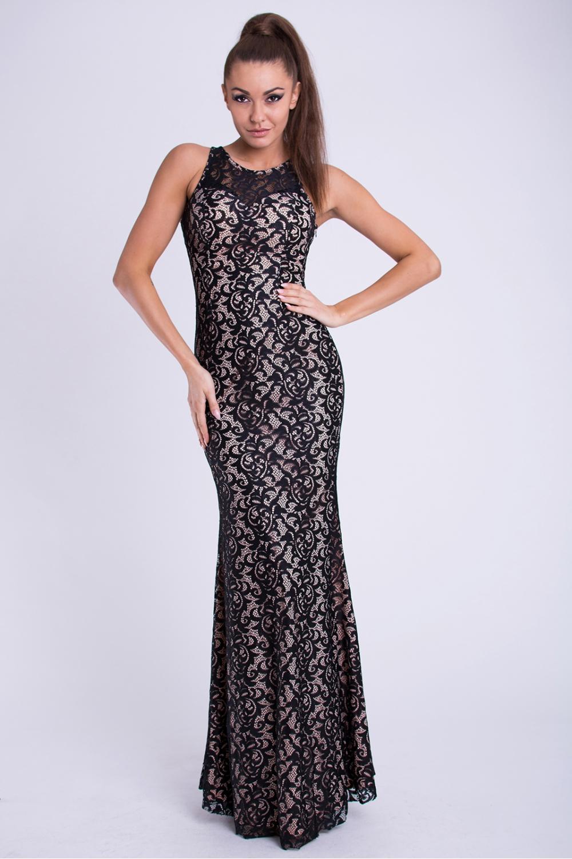 Dlouhé šaty  model 69395 YourNewStyle