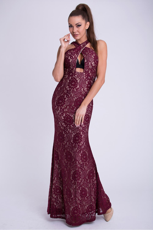 Dlouhé šaty  model 69401 YourNewStyle