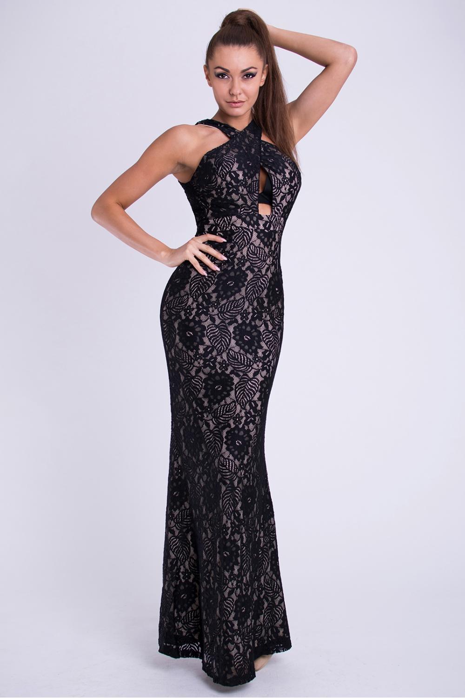 Dlouhé šaty  model 69403 YourNewStyle