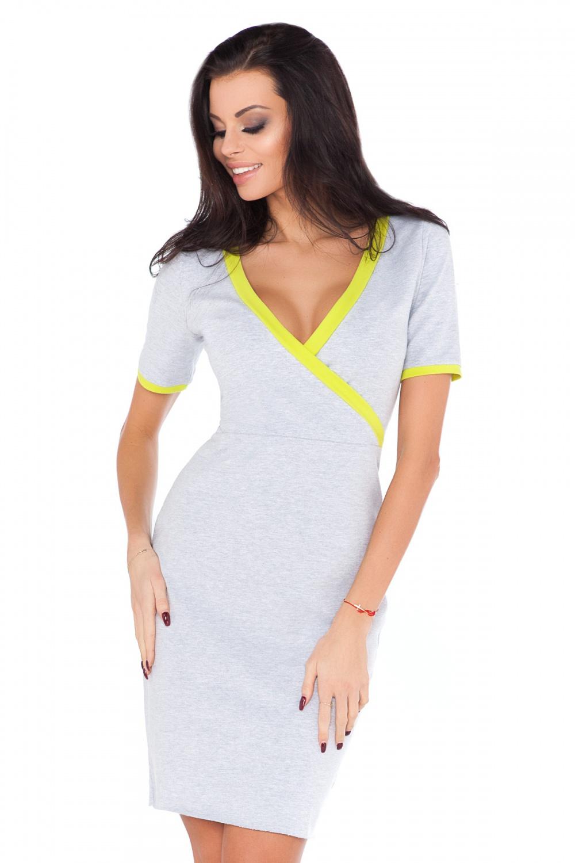 Denní šaty  model 71192 RaWear