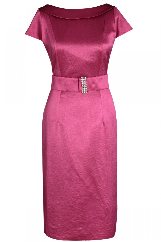 Společenské šaty  model 72234 Fokus Fashion