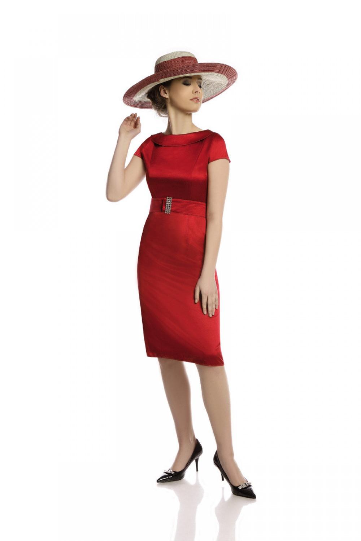 Společenské šaty  model 72239 Fokus Fashion