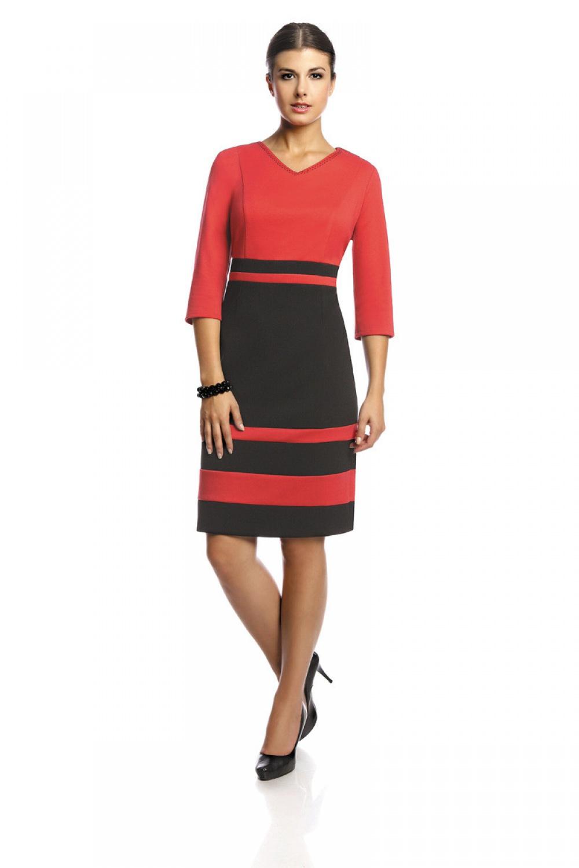 Denní šaty  model 73498 Fokus Fashion