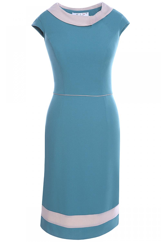Společenské šaty  model 73518 Fokus Fashion
