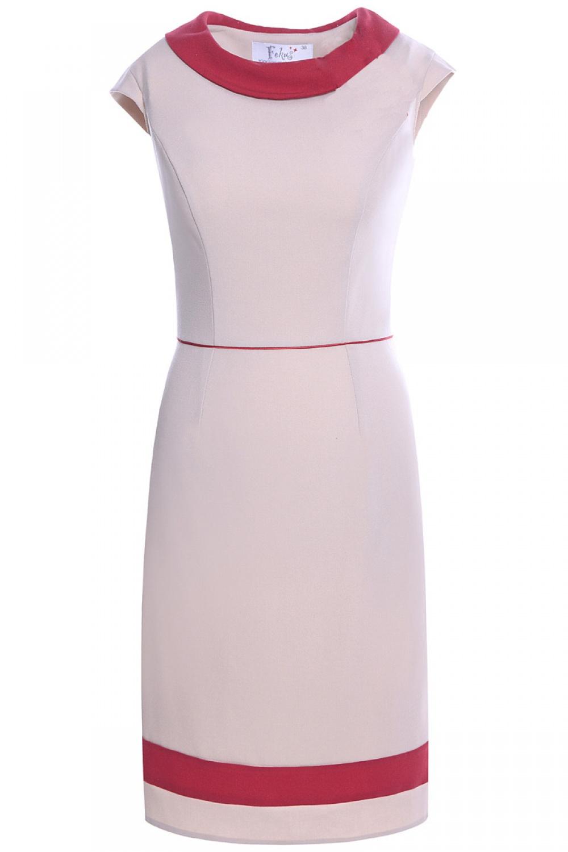 Společenské šaty  model 73519 Fokus Fashion