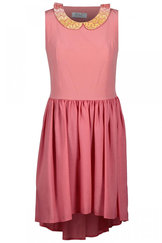 Společenské šaty  model 73530 Fokus Fashion