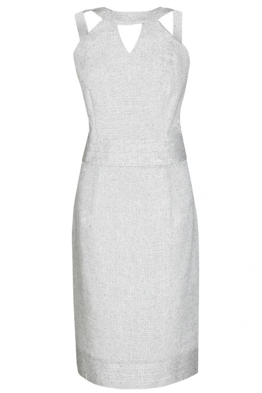 Společenské šaty  model 74154 Fokus Fashion