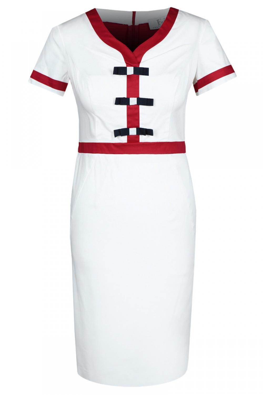Společenské šaty  model 74214 Fokus Fashion