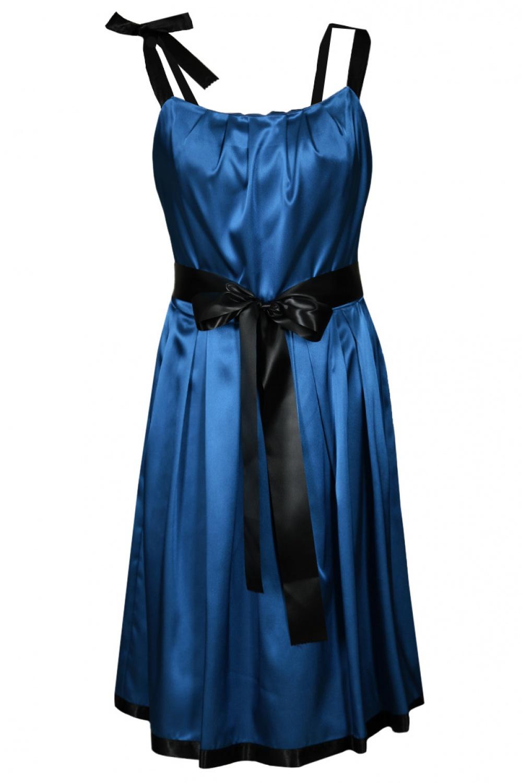 Společenské šaty  model 74227 Fokus Fashion