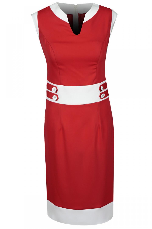 Sukienka koktajlowa model 74230 Fokus Fashion