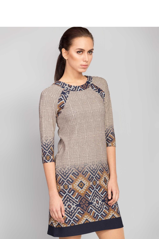Denní šaty  model 74368 Mira Mod