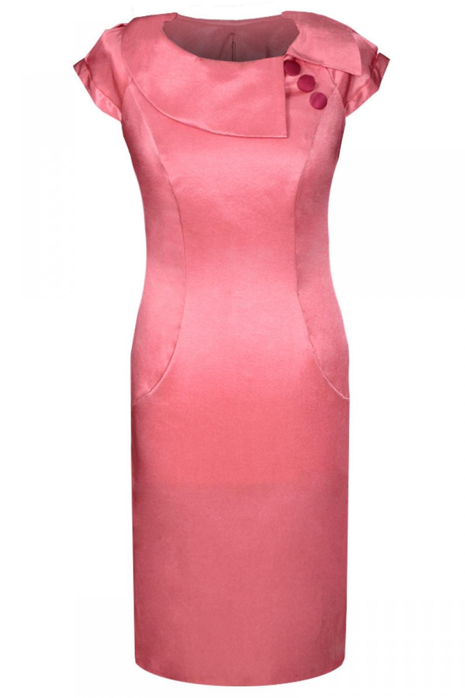 Společenské šaty  model 74412 Fokus Fashion