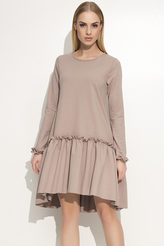 Denní šaty  model 74543 Makadamia