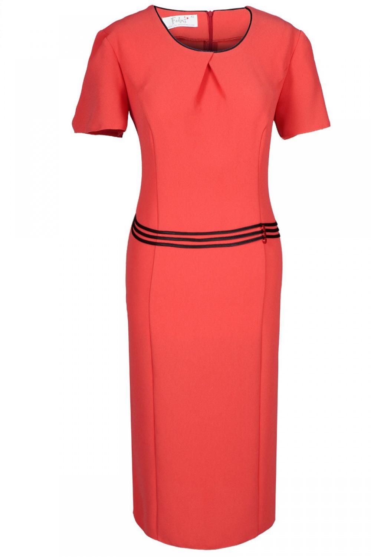 Společenské šaty  model 74661 Fokus Fashion