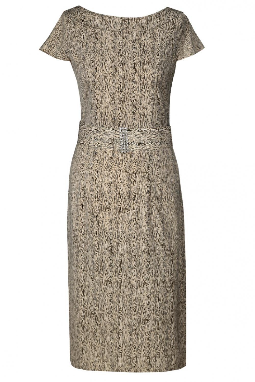 Společenské šaty  model 74965 Fokus Fashion