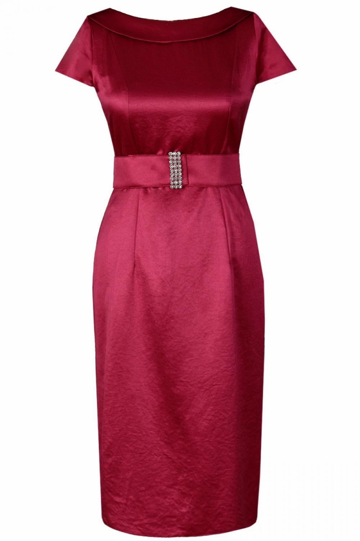 Společenské šaty  model 74978 Fokus Fashion