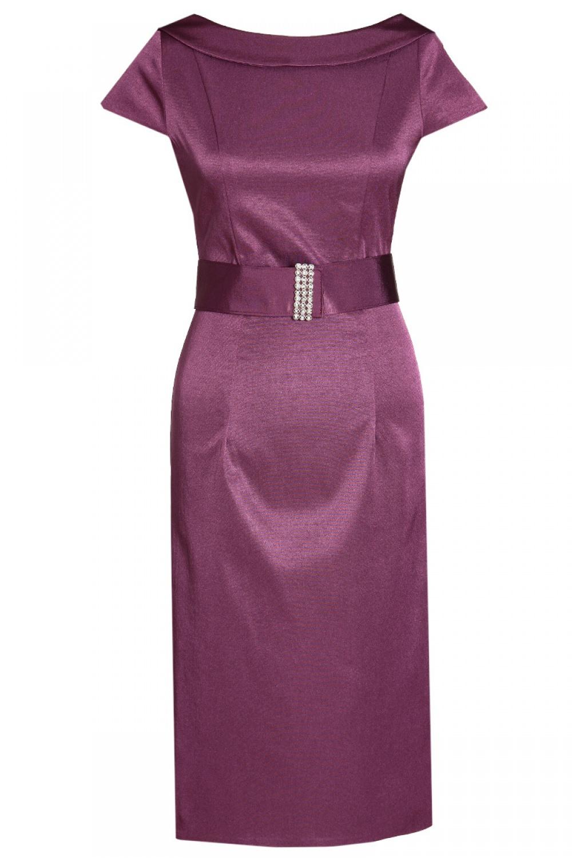 Společenské šaty  model 74983 Fokus Fashion