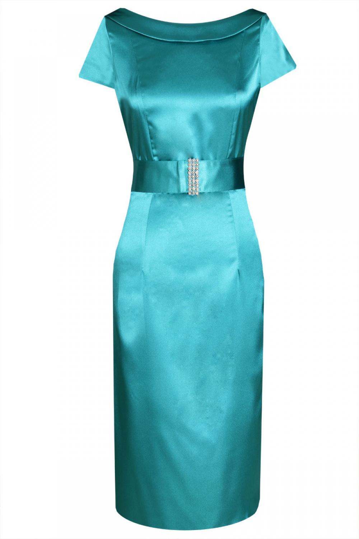 Společenské šaty  model 74991 Fokus Fashion