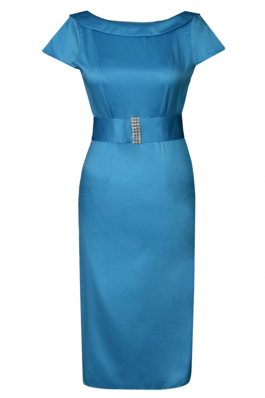 Společenské šaty  model 75013 Fokus Fashion