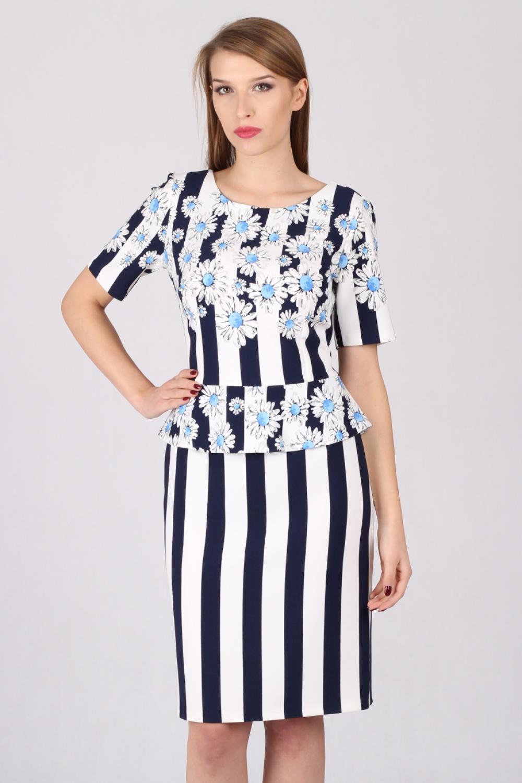 Denní šaty  model 75015 Margo Collection