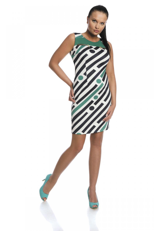 Sukienka koktajlowa model 75160 Fokus Fashion