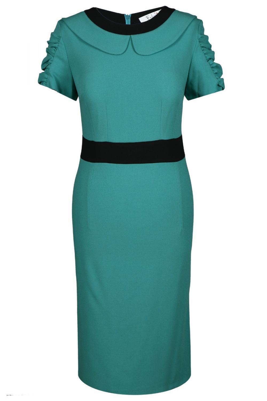 Společenské šaty  model 75168 Fokus Fashion