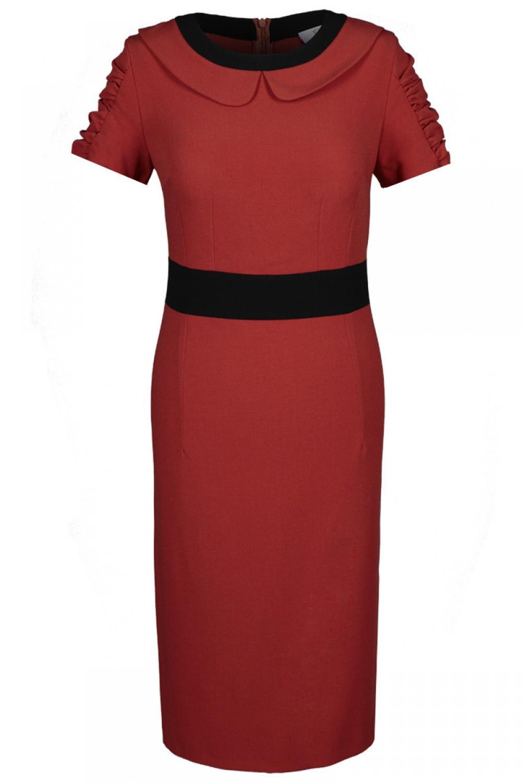 Společenské šaty  model 75171 Fokus Fashion