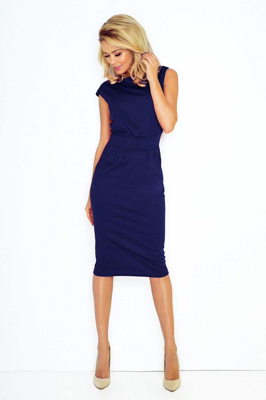 Denní šaty  model 76351 Numoco