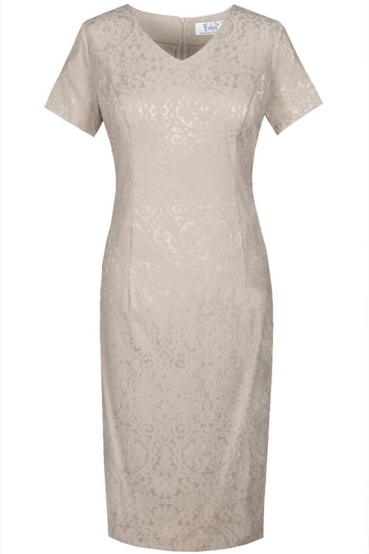 Společenské šaty  model 76364 Fokus Fashion