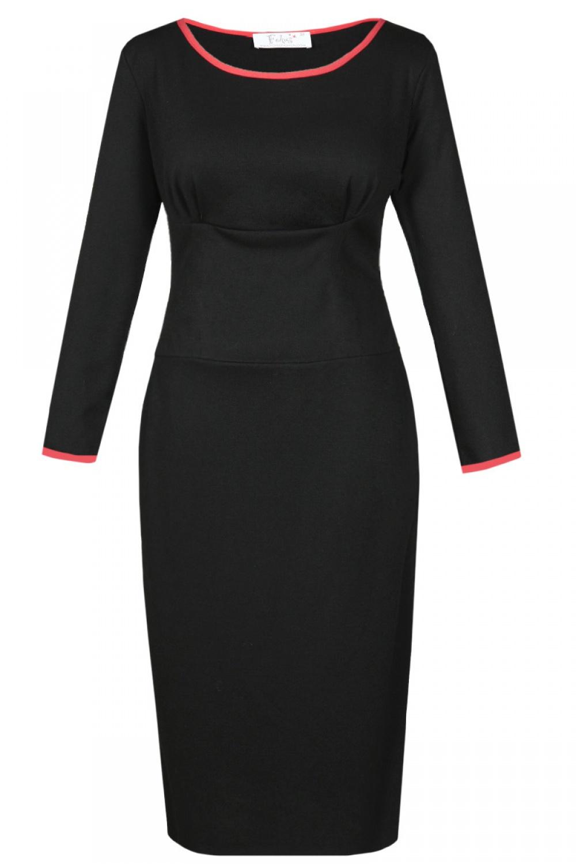 Společenské šaty  model 76378 Fokus Fashion