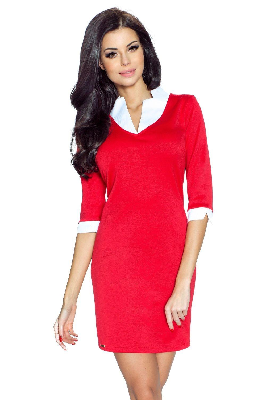 Denní šaty  model 76702 Bergamo