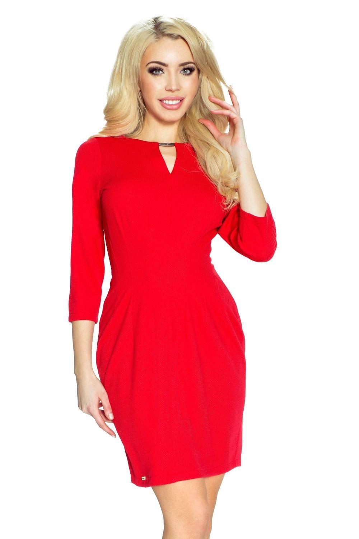Společenské šaty  model 76807 Bergamo