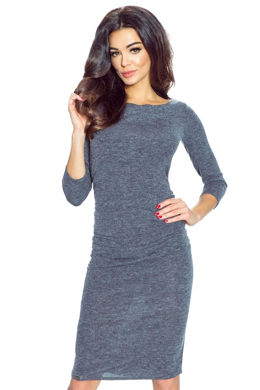 Denní šaty  model 76816 Bergamo