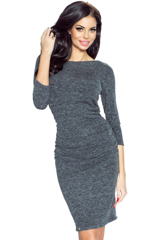 Denní šaty  model 76818 Bergamo