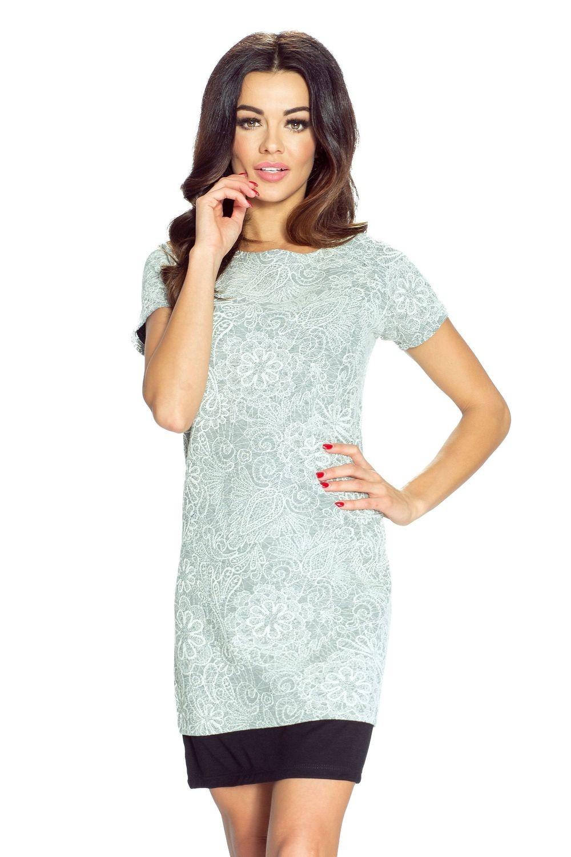 Denní šaty  model 76895 Bergamo